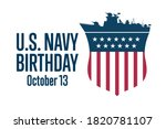 The United States Or U.s. Navy...