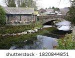 Scenic View Of Grasmere Village ...