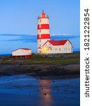 Pointe Des Monts Lighthouse At...