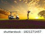 Professional Golfer Under...