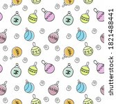 Endless Seamless Pattern With...