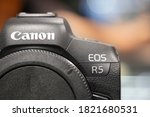 bangkok thailand september 25 ... | Shutterstock . vector #1821680531