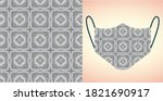 abstract. background pattern... | Shutterstock .eps vector #1821690917