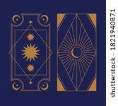 boho magic collection....   Shutterstock .eps vector #1821940871