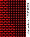 The Square Pattern Background...