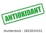 Antioxidant Vector Stamp...