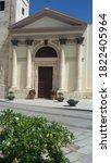 St. James Church (San Giacomo). Cagliari, Italy