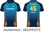 Sports Cricket T Shirt Jersey...