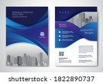 template vector design for... | Shutterstock .eps vector #1822890737