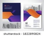 template vector design for... | Shutterstock .eps vector #1822890824