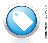 tag label button | Shutterstock .eps vector #182292671