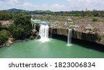 Dray Nur Waterfall In Dak Lak...