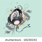 abstract background | Shutterstock .eps vector #18230242