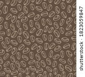 Seamless Pattern With Coffee...
