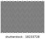 zigzag texture in vector  black ... | Shutterstock .eps vector #18233728