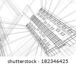 housing | Shutterstock . vector #182346425