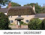 Beautiful Thatched Cottage In A ...