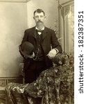Usa   Kansas   Circa 1890 A...