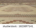 Paving Stones With A Pattern...