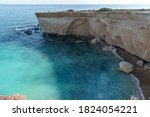 View Of The Coastline At The...