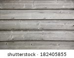 an image of board wall | Shutterstock . vector #182405855