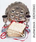 Matza Bread For Passover...