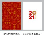 Vector Set With Banners ...