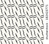 seamless pattern  stylish... | Shutterstock .eps vector #182423771