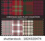 Christmas Glen Plaid Tartan...