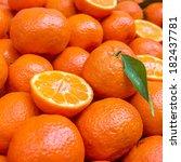 Lot Of Mandarin Orange ...