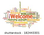 Welcome Phrase In 78 Different...