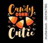 Candy Corn Cutie   Halloween...