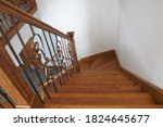 Hardwood Staircase Classic...
