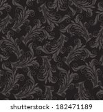 floral pattern. flowers on a... | Shutterstock .eps vector #182471189
