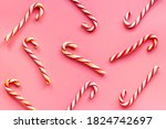 merry christmas candy can... | Shutterstock . vector #1824742697