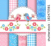 Collection Floral Pattern For...