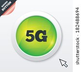5g sign icon. mobile...