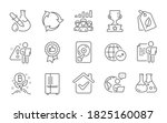 refrigerator  bio tags and...   Shutterstock .eps vector #1825160087