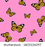 abstract colorful random... | Shutterstock .eps vector #1825226297