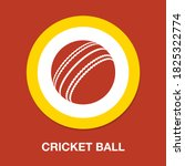 cricket ball icon   simple ...