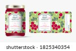 label and packaging of... | Shutterstock .eps vector #1825340354