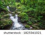 Scenery Of Sapan Waterfall In...