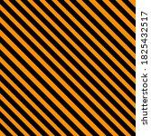 black stripe pattern on orange... | Shutterstock .eps vector #1825432517