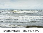 Baltic Sea Under Dramatic...