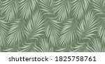 tropical exotic seamless...   Shutterstock . vector #1825758761