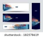 vector banners   bookmarks....