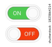 toggle switch icon  on  off...