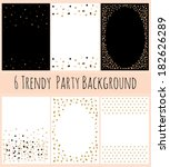 6 Party Background With...