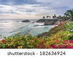Beautiful Park At Laguna Beach  ...