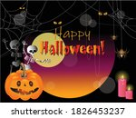 vector illustration with the... | Shutterstock .eps vector #1826453237